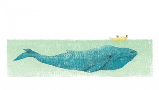 Se vuoi vedere una balena, di Julie Fogliano, Erin E. Stead, Babalibri, 2013