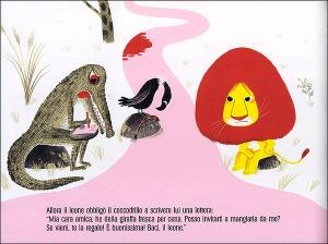La storia del leone che non sapeva scrivere , di M. Baltscheit, M. Boutavant , Mottajunior, 2012