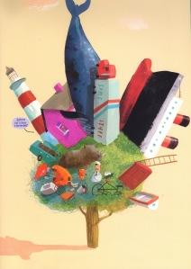 Nei guai, di Oliver Jeffers, Zoolibri