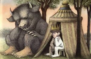 Nel paese dei mostri selvaggi, Maurice Sendak Babalibri