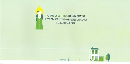 una scatola gialla 7